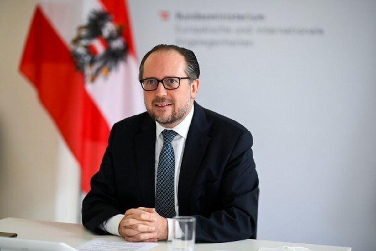 ملاقات برجامی وزیر خارجه اتریش با «رابرت مالی»