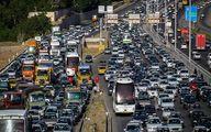 وضعیت ترافیک جاده چالوس و محور هراز امروز جمعه