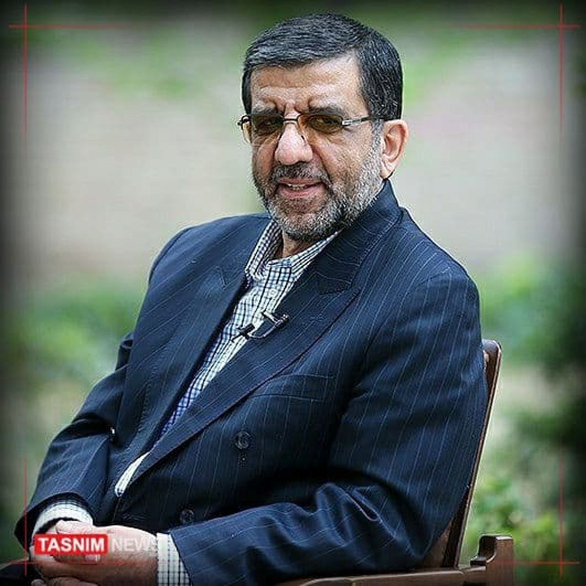 شعار انتخاباتی ضرغامی: من روحانی نیستم