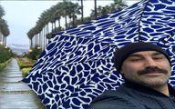 خوشگذرانی محسن تنابنده در کانادا با همسر و فرزندش/ تصاویر از تفریحات لاکچری محسن تنابنده