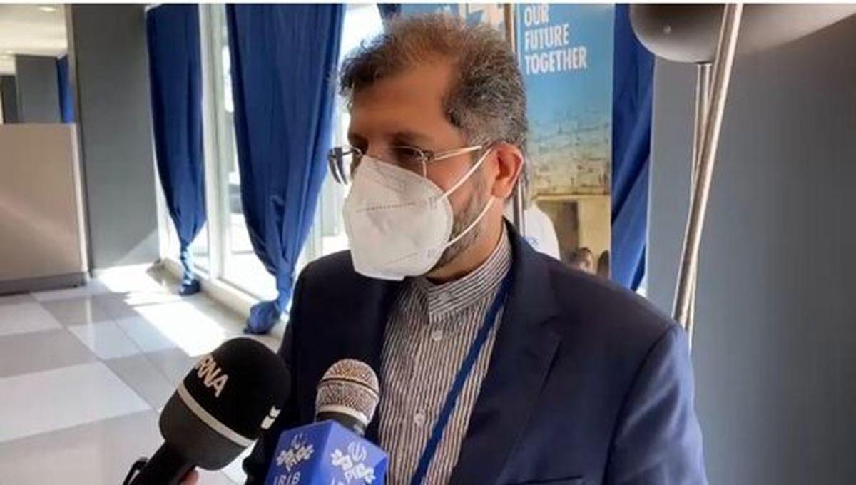 وزیر امور خارجه ایران در راه بیروت