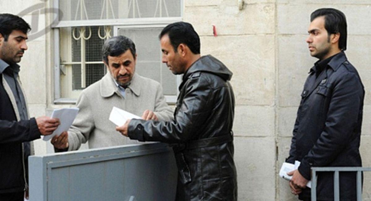 نامزدی احمدی نژاد جدی شد؟