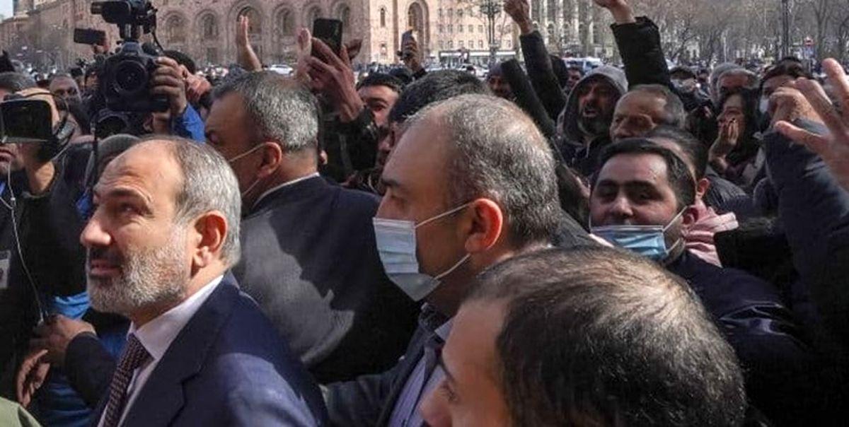 ارمنستان در آستانه کودتا