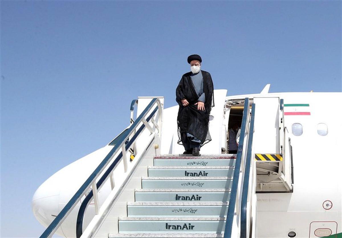 رئیسی در تاجیکستان با پوتین دیدار می کند
