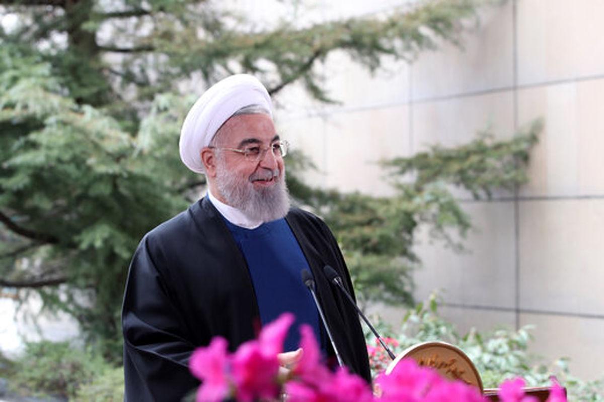هشت پیام روحانی در هشت نوروز ریاست جمهوری +جدول