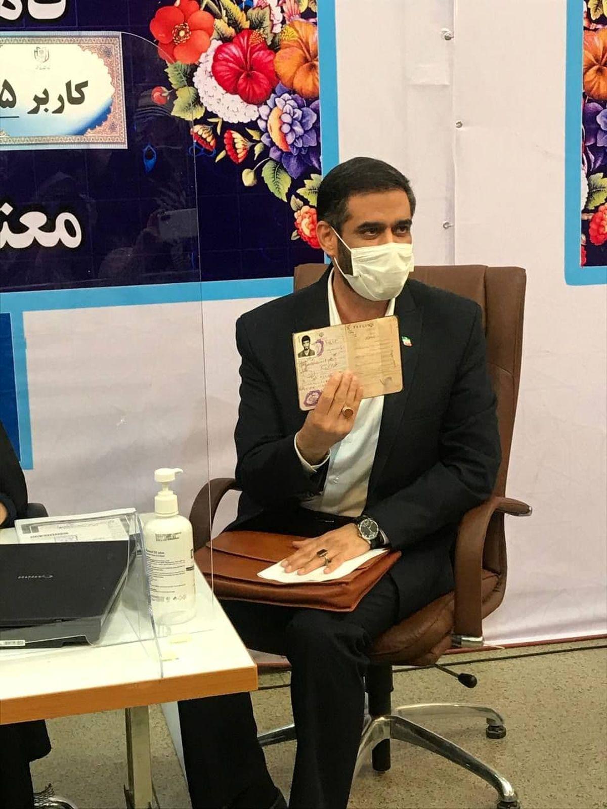 سعید محمد: مردم از خودروی ملی به عنوان خفت ملی یاد میکنند ولی ما آن را عزت ملی میکنیم