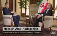 نظر امیرعبداللهیان درباره سیاست خارجی دولت آقای رئیسی