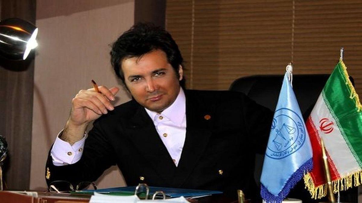 ماجرای تعلیق پروانه وکالت حسام نواب صفوی