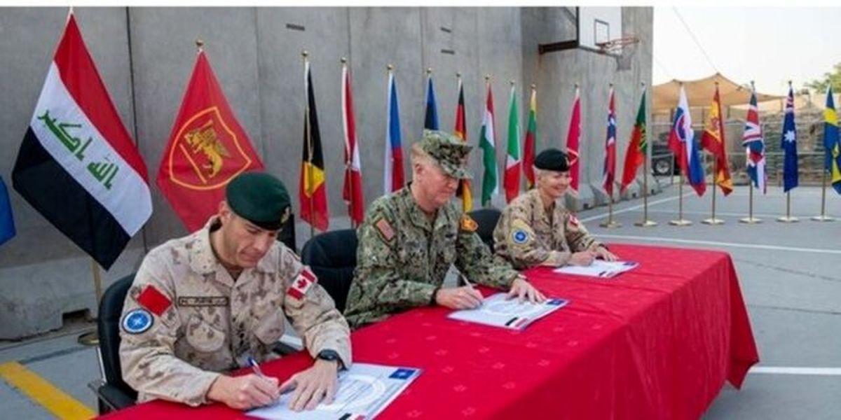 خبر رویترز از افزایش نیروهای ناتو در عراق