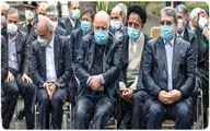 حاشیه های آخرین جلسه هیئت دولت زیر باران
