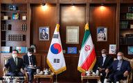 تصاویر: دیدار نخست وزیر کره جنوبی با علی لاریجانی