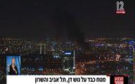 حمله موشکی مجدد «قسام» به تلآویو