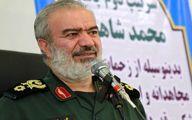 سردار فدوی: حضور موثر سپاه در خوزستان ادامه دارد