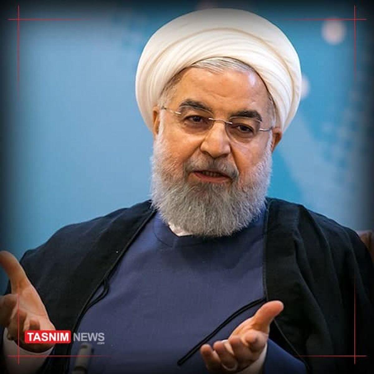 افتتاح 372 طرح گلخانهای با حضور روحانی +فیلم