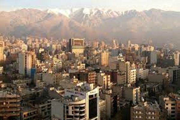 قیمت مسکن در مناطق مختلف تهران چقدر است؟