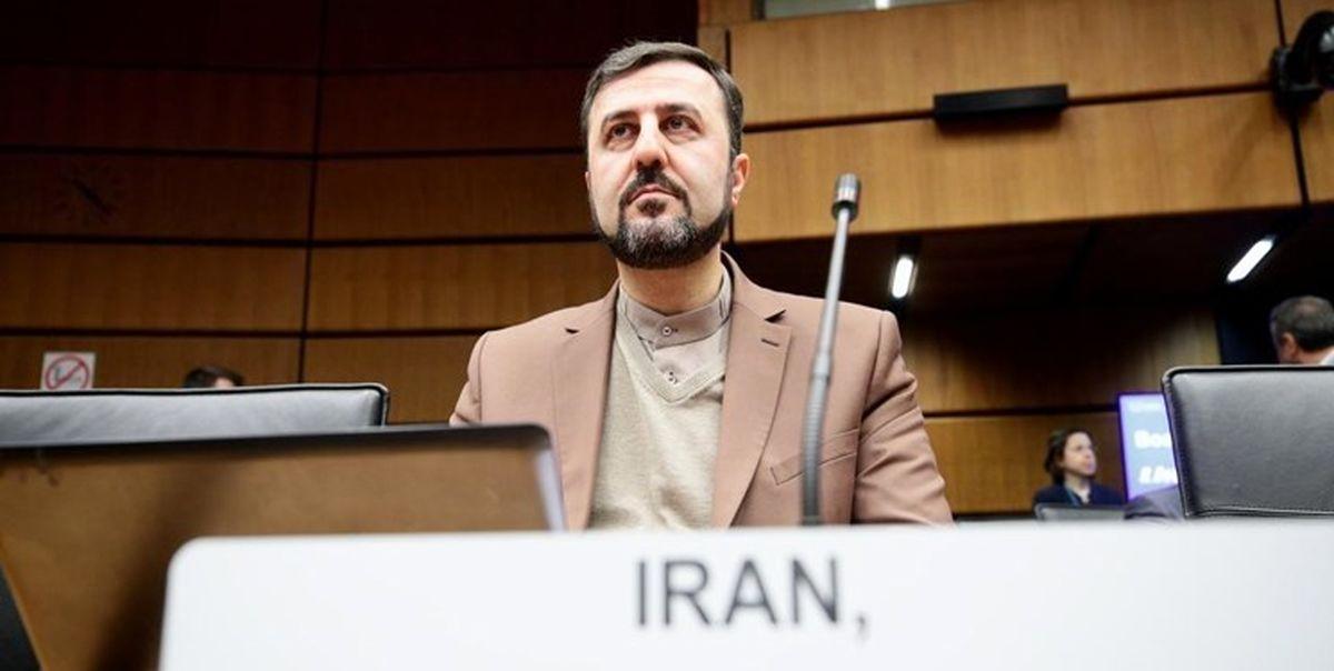 غریبآبادی: از برنامه سلاح هستهای اسرائیل غافل هستید