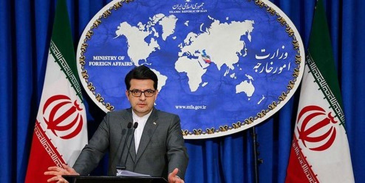 توضیحات موسوی درباره مرگ یک تبعه ایرانی در سوئیس