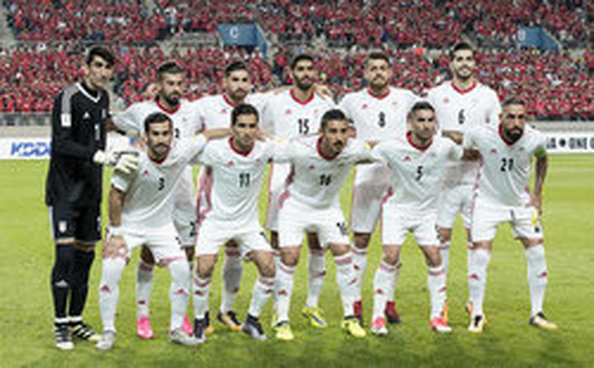 دیدار دوستانه ایران و تونس قبل از جامجهانی