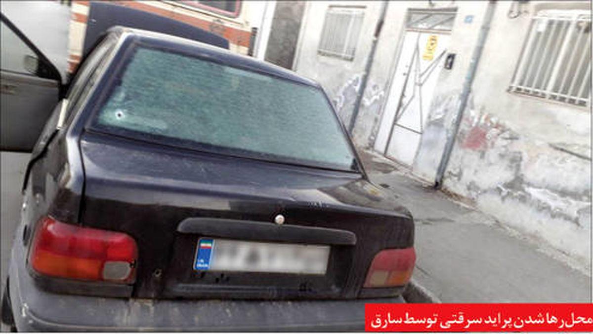 ماجرای عجیب دزد سابقه دار ۴ روز پس از آزادی از زندان +عکس