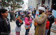 عکس: روز طبیعت در جوار امامزاده عبدالله استان قم