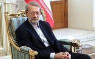تقدیر لاریجانی از خانوادههای شهدای حادثه تروریستی مجلس