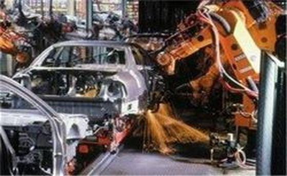 تولید خودروسازان ۳۸ درصد کاهش یافت +جدول