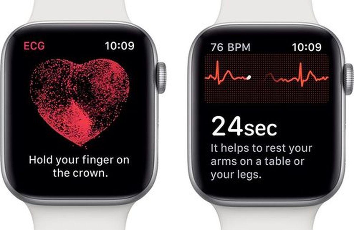 با به روز رسانی watchOS 5.2، ویژگی نوار قلب اپل واچ در اروپا در دسترس قرار گرفت