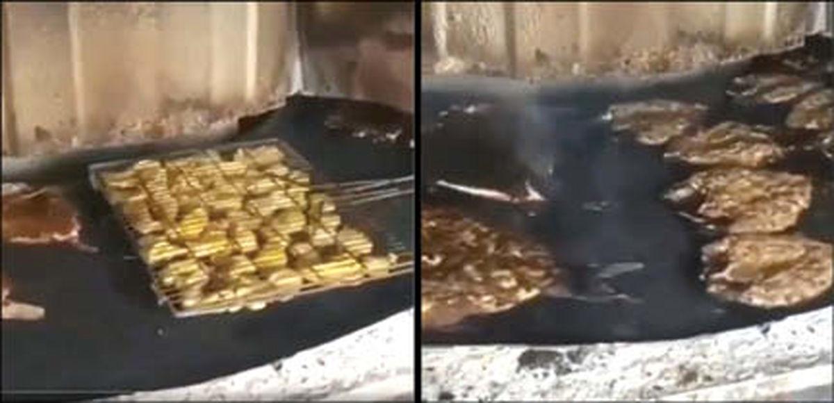 نانوایی های ماهی پز! +عکس