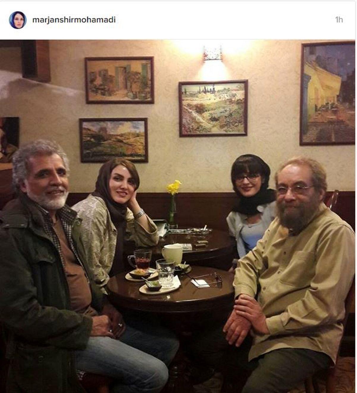 دروغ ۱۳ همسر مجری برنامه هفت درباره فراستی +عکس