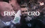 فیلم: پیش بازی جذاب فیفا از دیدار روسیه و کرواسی