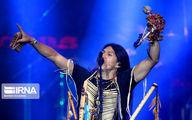تصاویر: کنسرت «لئو روخاس» در تهران