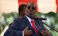 خیابانهای پایتخت در تصرف تانکهای ارتش؛ کودتای نظامی علیه رابرت موگابه؟ + عکس