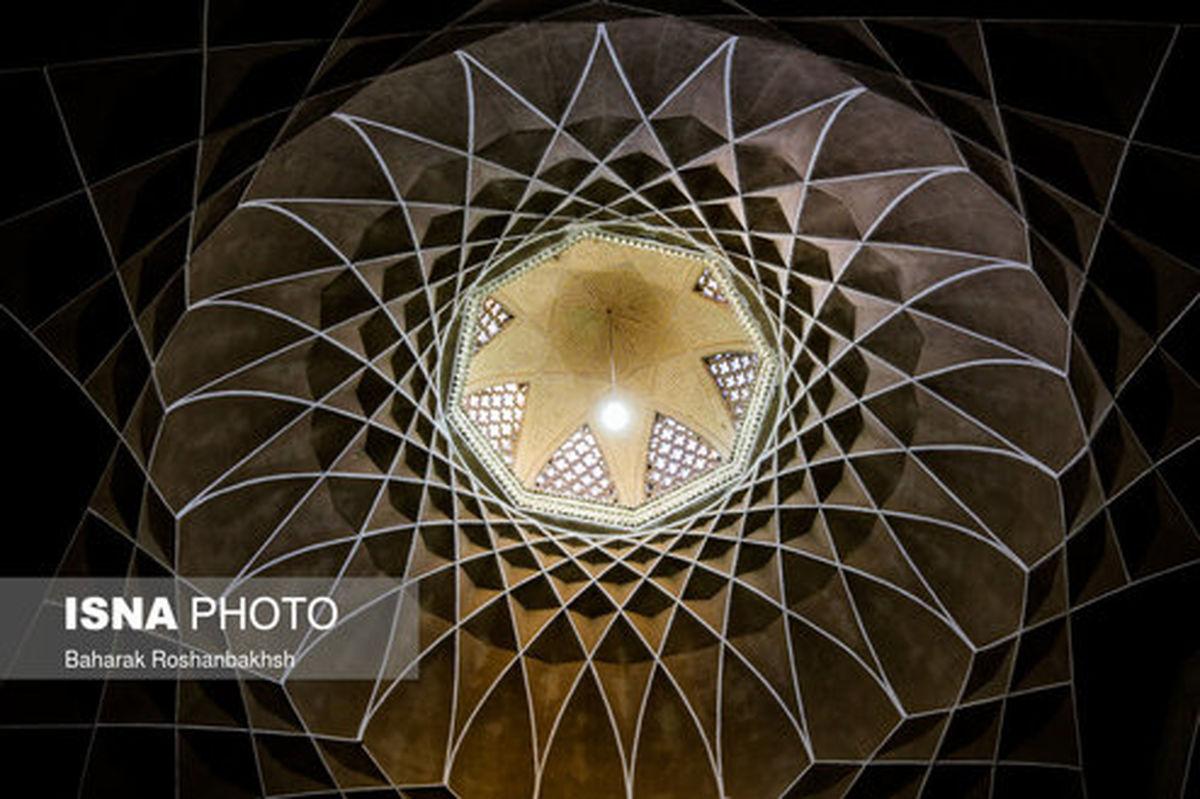 تصاویر: ایران زیباست؛ باغ «دولت آباد» یزد