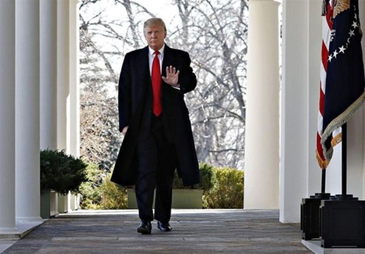 ترامپ: ایران نمیخواهد مجددا رئیس جمهور شوم
