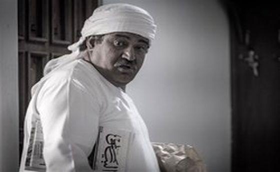 اولین تصویر از نادر سلیمانی در «لاتاری»