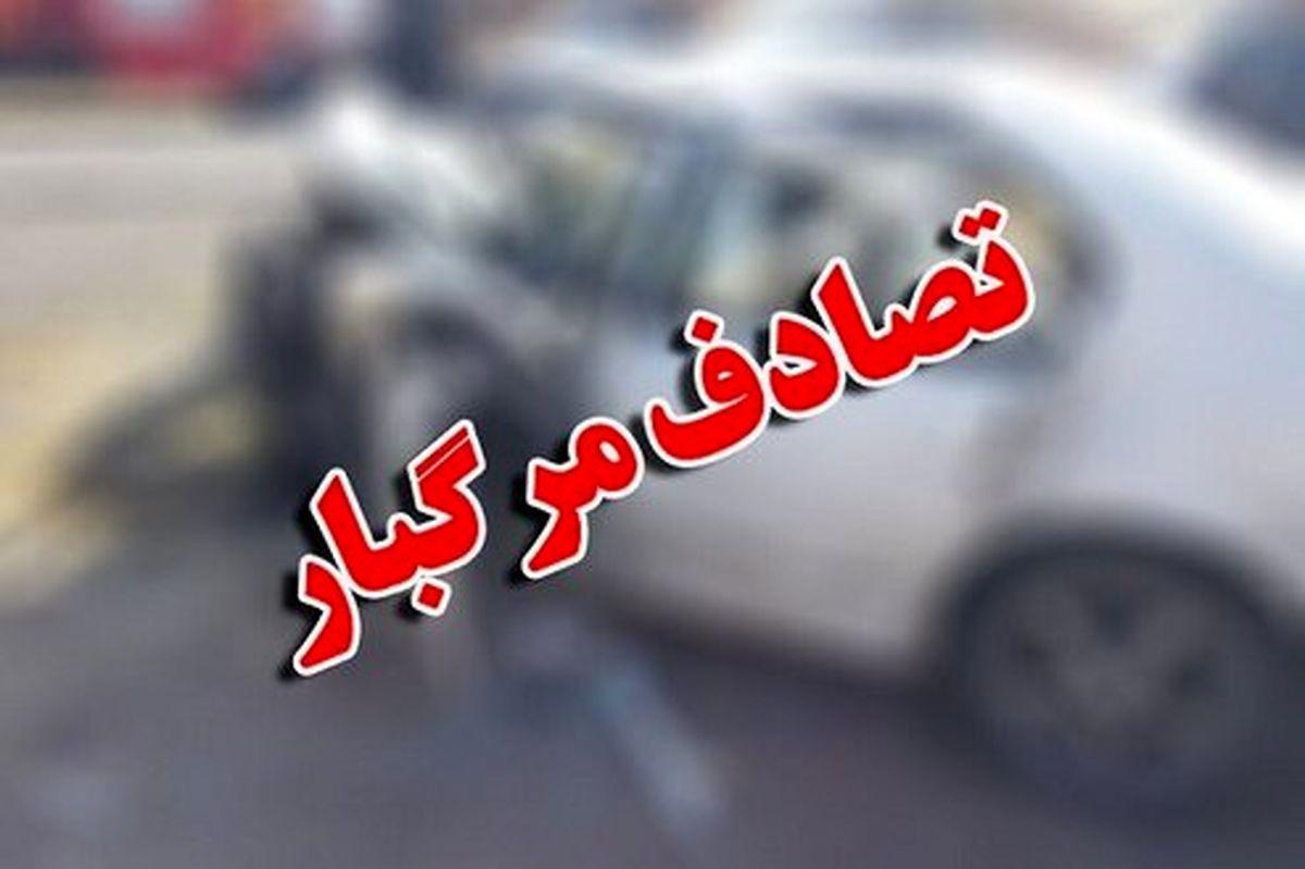 واژگونی سرویس کارکنان پالایشگاه اصفهان با ۴ کشته