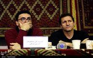 محمد بنا: مگر عروس خانهام که ناز کنم؟