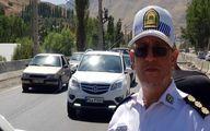 ترافیک نیمه سنگین در چالوس و آزادراه کرج ـ قزوین