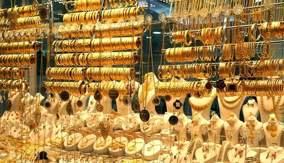 هجوم فروشندگان به بازار طلا/هر گرم طلا در آستانه ۸۰۰ هزار تومان!