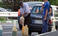 شکل گیری بازار سیاه فروش بنزین در کشور