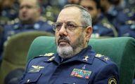 امیر نصیرزاده: نیروی هوایی حامی مدافعان حرم بود