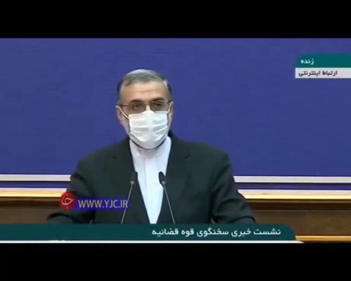 اسماعیلی: به دنبال مسدودسازی هیچ پیام رسانی نیستیم