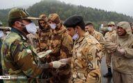 تصاویر: ارتش کنار ملت