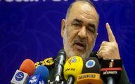 سرلشکر سلامی: طرح شهید سلیمانی بسیار افتخارانگیز است