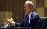 هشدار وزیر دفاع ترکیه به یونان