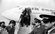 چرا حسن روحانی با هواپیمای امام از پاریس به تهران نیامد؟