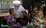 عکس: شام متفاوت تولیت آستان قدس