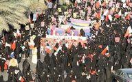 ادامه تظاهرات مردم بحرین علیه آل خلیفه