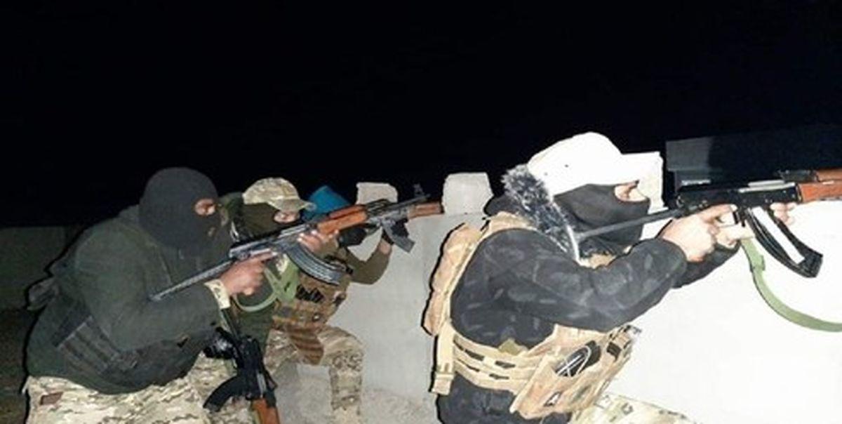 درگیری الحشد الشعبی با داعش