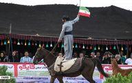 تصاویر: جشنواره «اسب کُرد»